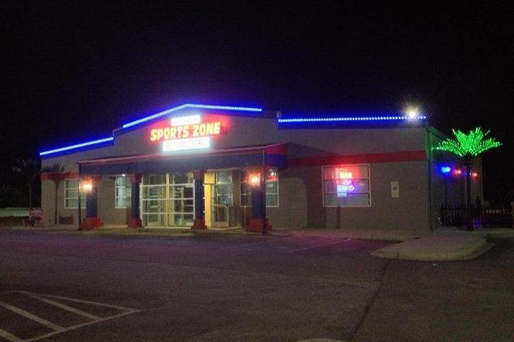 Pet Friendly Lillington Sports Zone Restaurant and Grill