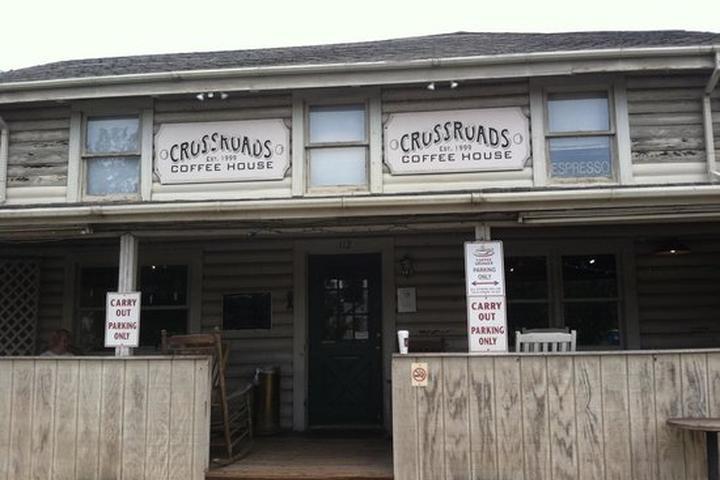 Pet Friendly Crossroads Coffee House