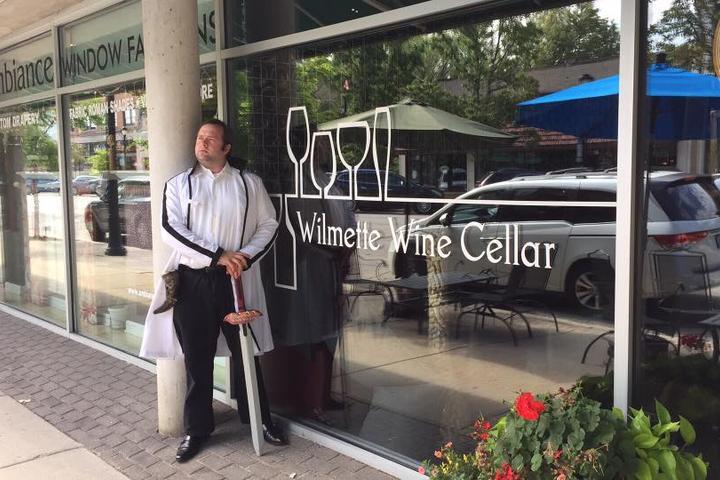 Pet Friendly Wilmette Wine Cellar