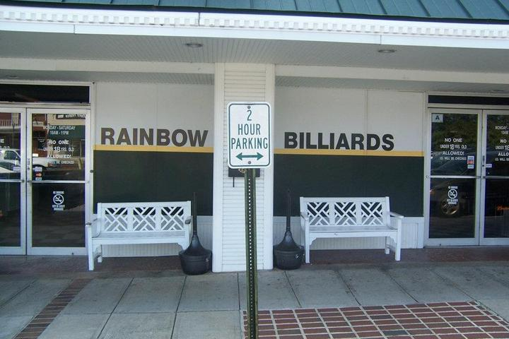 Pet Friendly Rainbow Billiards and Cafe