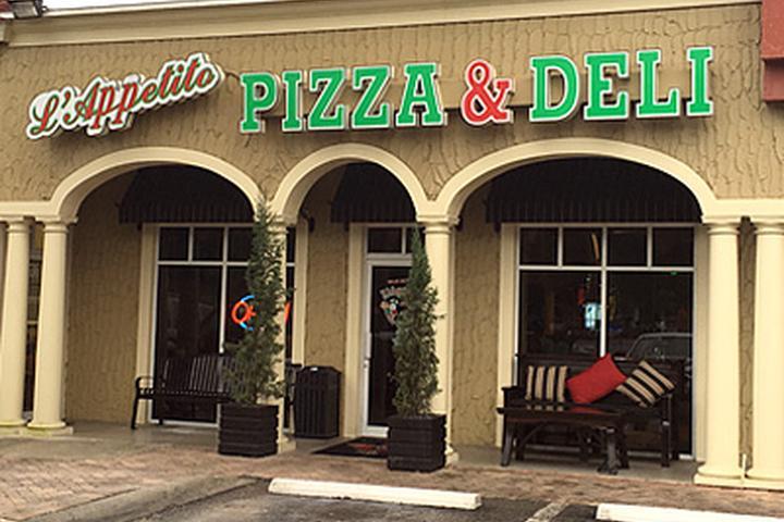 Pet Friendly L'Appetito II Pizza and Deli