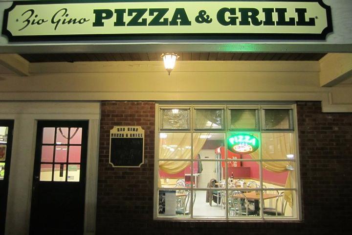 Pet Friendly Zio Gino Pizza & Grill