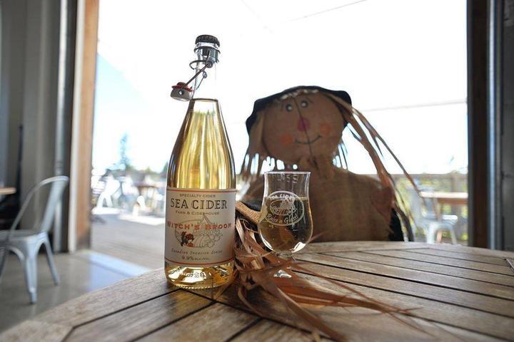 Pet Friendly Sea Cider