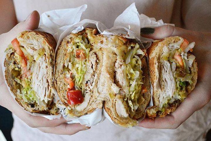 Pet Friendly Snarf's Sandwiches