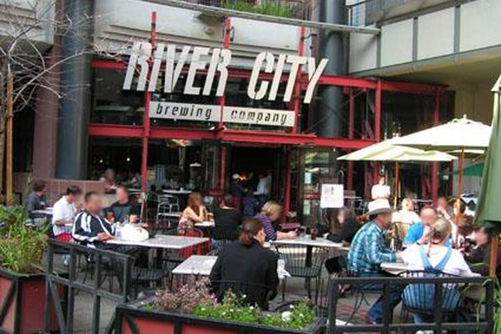 Pet Friendly River City Brewing Company