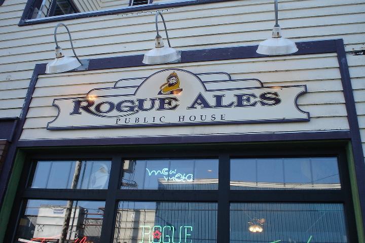 Pet Friendly Rogue Ales Public House