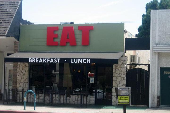 Pet Friendly EAT Cafe