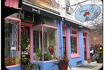 Pet Friendly Sabrina's Cafe