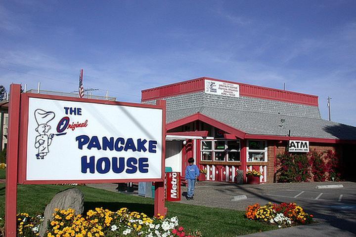 Pet Friendly The Original Pancake House