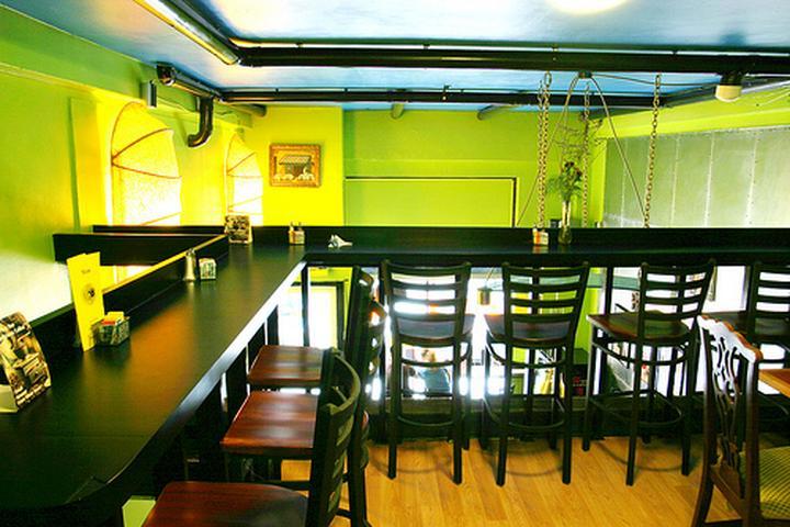 Pet Friendly Almaz Cafe