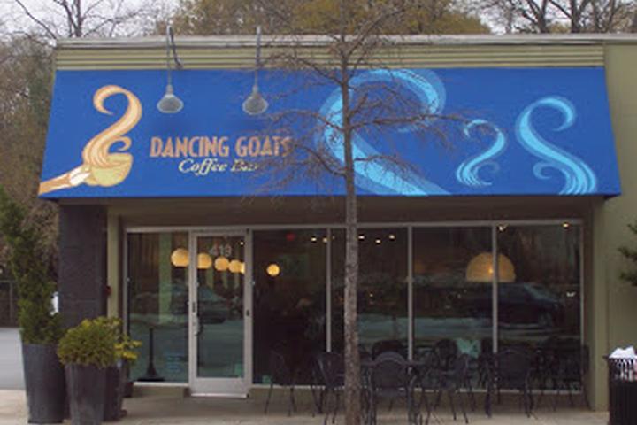 Pet Friendly Dancing Goats Coffee Bar