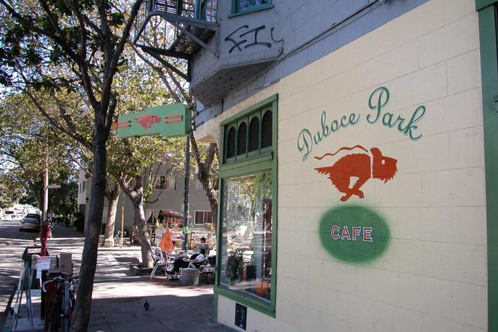 Pet Friendly Duboce Park Cafe