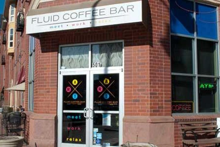 Pet Friendly Fluid Coffee Bar