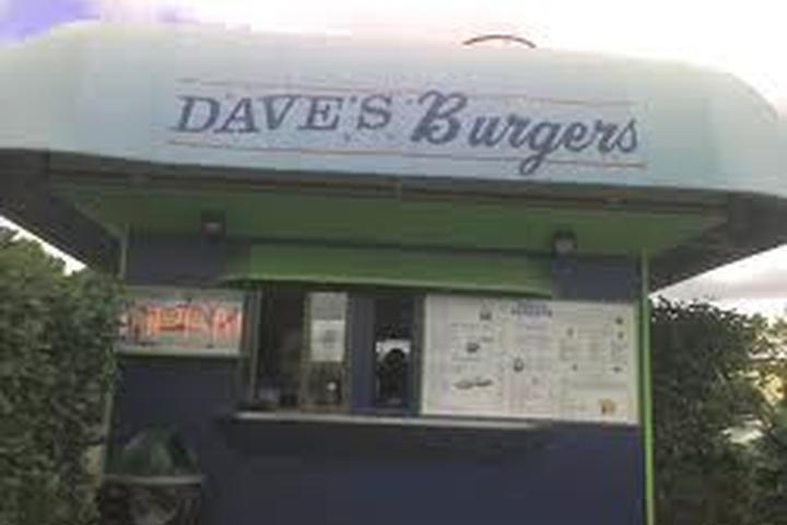 Pet Friendly Dave's Burgers