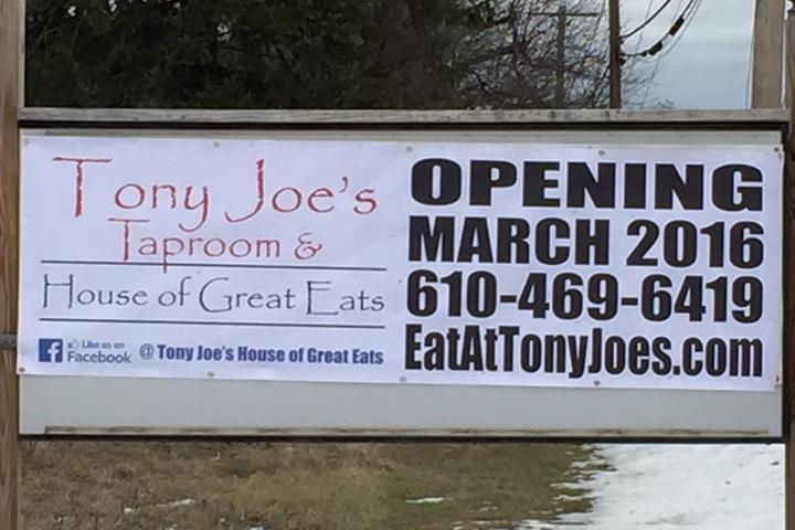 Pet Friendly Tony Joe's Taproom and House of Great Eats