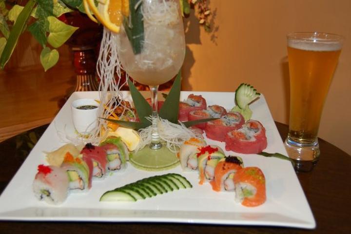 Pet Friendly Jasmine Chinese Cuisine & Sushi
