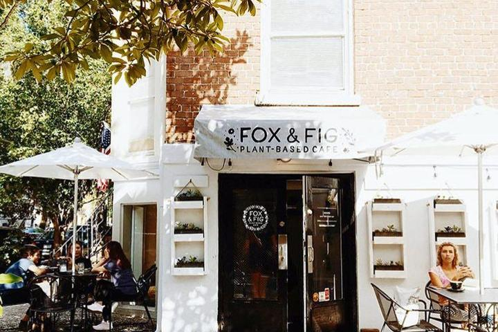 Pet Friendly Fox and Fig Cafe