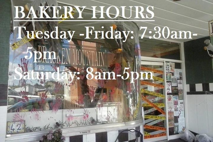 Pet Friendly Bracken Mountain Bakery