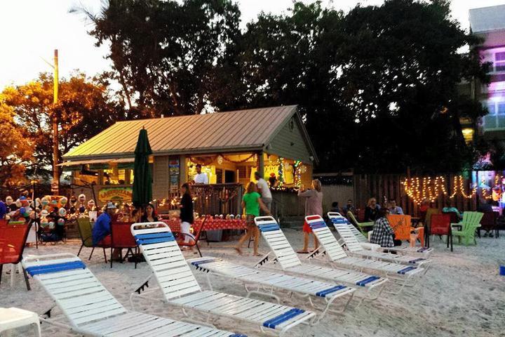 Pet Friendly Lagerheads Beach Bar