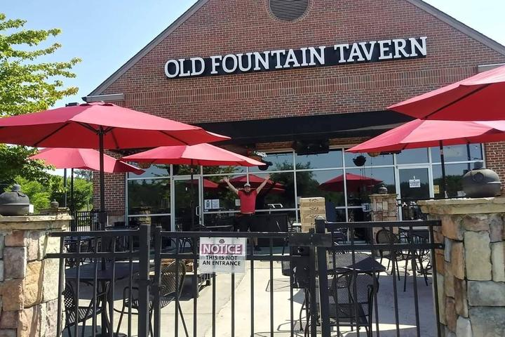 Pet Friendly Old Fountain Tavern