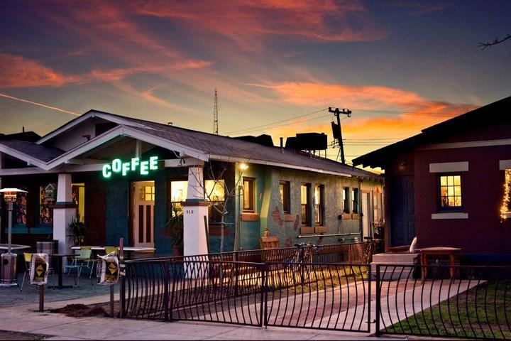 Pet Friendly Jobot Coffee Shop