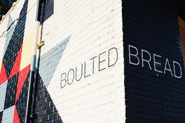 Pet Friendly Boulted Bread