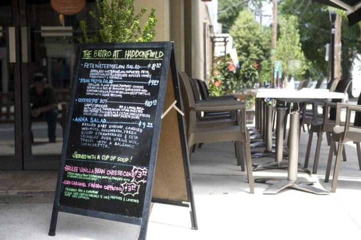 Pet Friendly The Bistro at Haddonfield