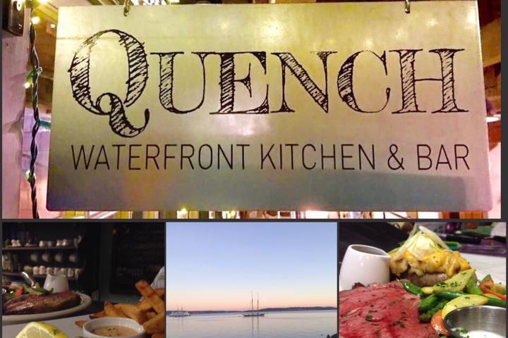 Pet Friendly Quench Waterfront Kitchen & Bar