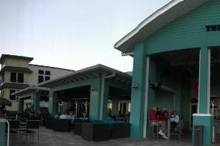 Pet Friendly The Island Grille & Raw Bar