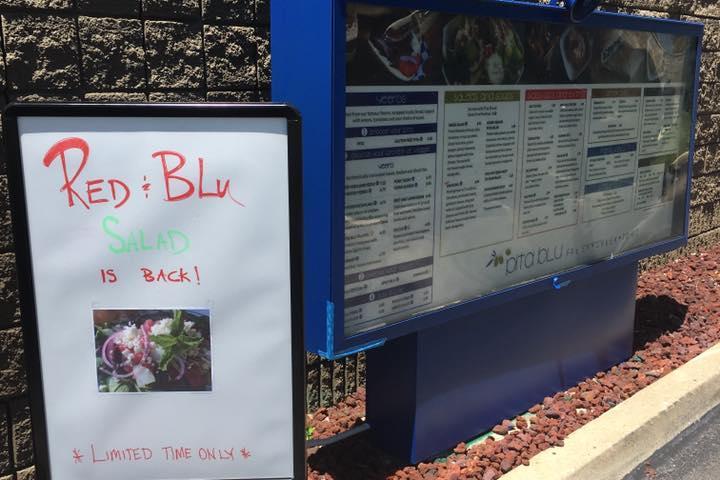 Pet Friendly Pita Blu