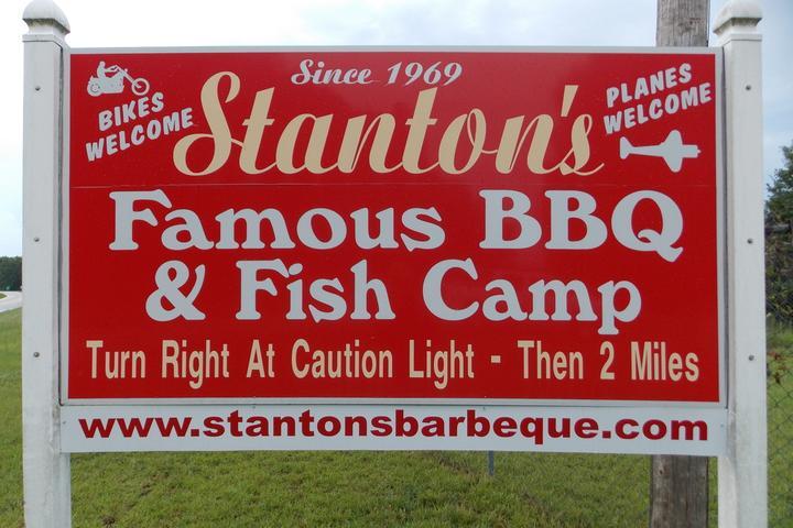 Pet Friendly Stanton's Barbecue & Fish Camp