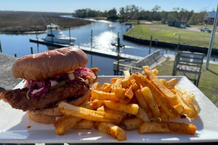 Pet Friendly The Lazy Gator Sports Bar and Steamer