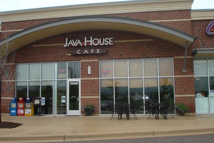 Pet Friendly Java House Cafe