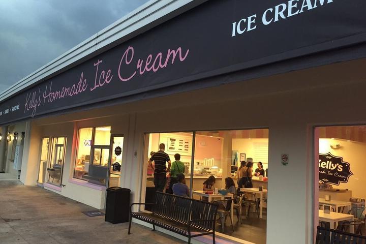 Pet Friendly Kelly's Homemade Ice Cream