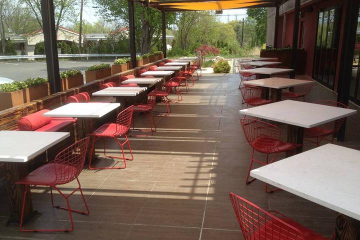 Pet Friendly Aja Asian Cuisine and Lounge