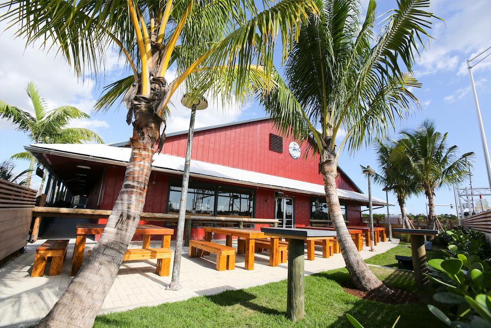 Saltwater Brewery Is Pet Friendly