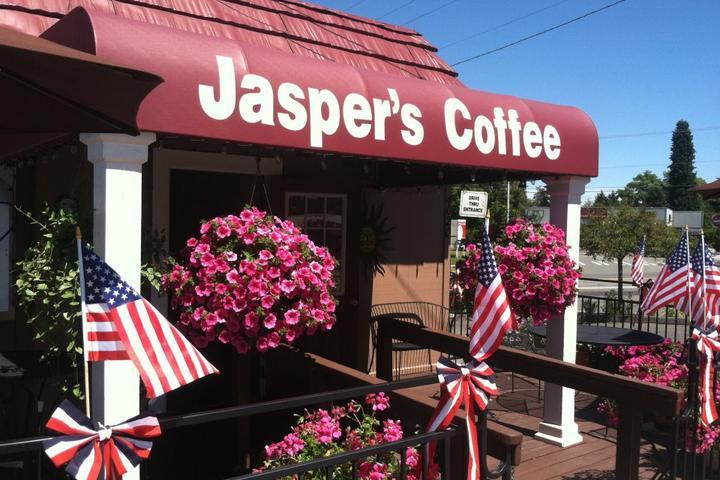 Pet Friendly Jasper's Coffee