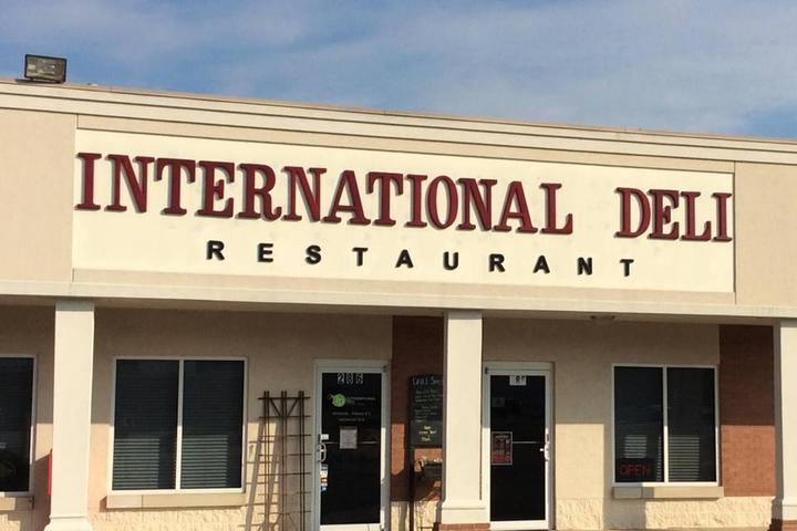 Pet Friendly International Deli & Restaurant