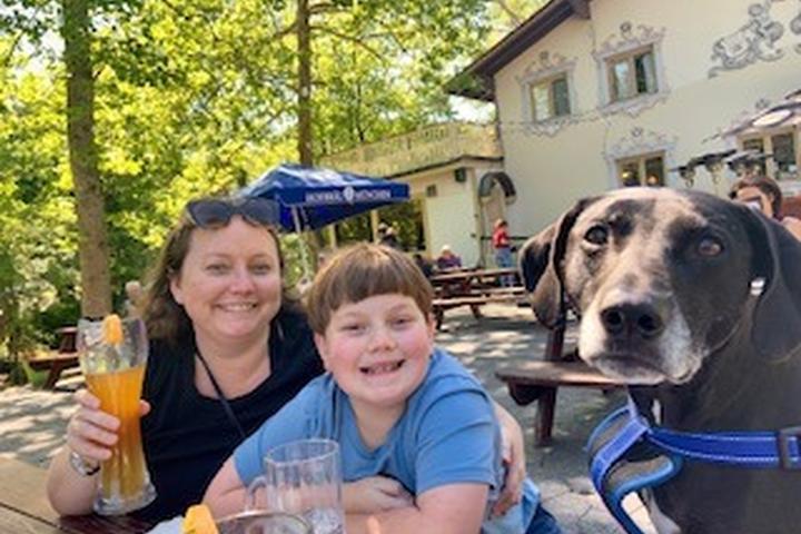 Pet Friendly Hofbrauhaus Restaurant