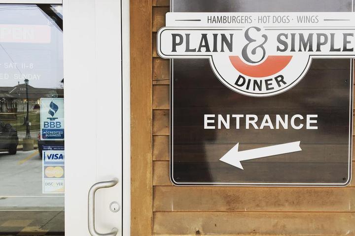 Pet Friendly Plain & Simple Diner