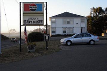 Pet Friendly Jenny's Giant Burger