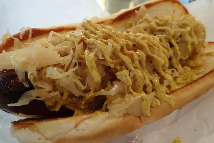 Pet Friendly Jerry's Wood-fired Dogs