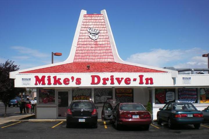 Pet Friendly Mike's Drive-In