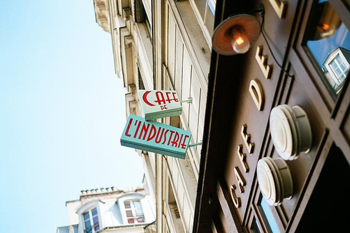 Pet Friendly Cafe de L'Industrie