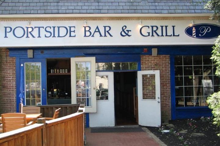 Pet Friendly Portside Grill