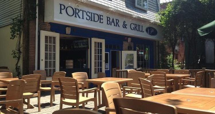 Portside Grill Is Pet Friendly