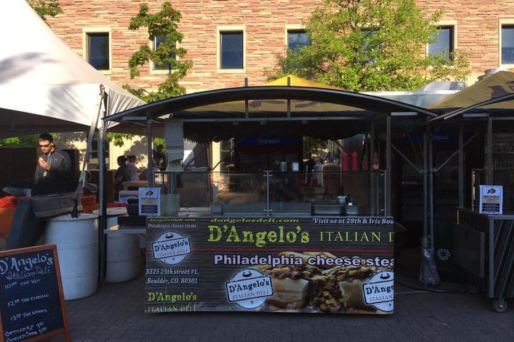 Pet Friendly D'Angelo's Deli