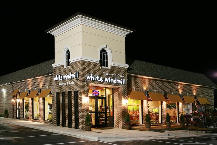 Pet Friendly White Windmill Bakery