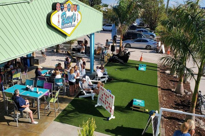 Pet Friendly Buoys Waterfront Bar and Grill