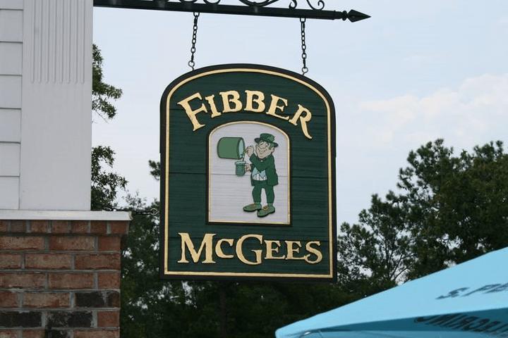 Pet Friendly Fibber McGees